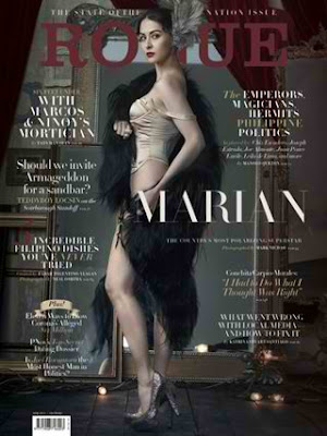 Marian Rivera Rogue cover June 2012
