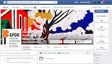 APDR en las redes sociales