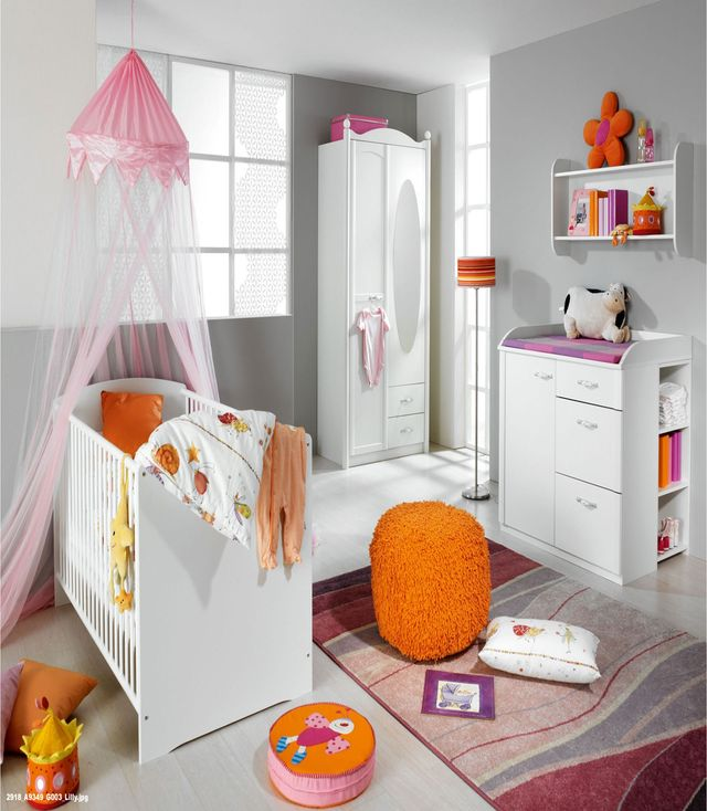 des chambres coucher de b b gar on fille b b et d coration chambre b b sant b b. Black Bedroom Furniture Sets. Home Design Ideas