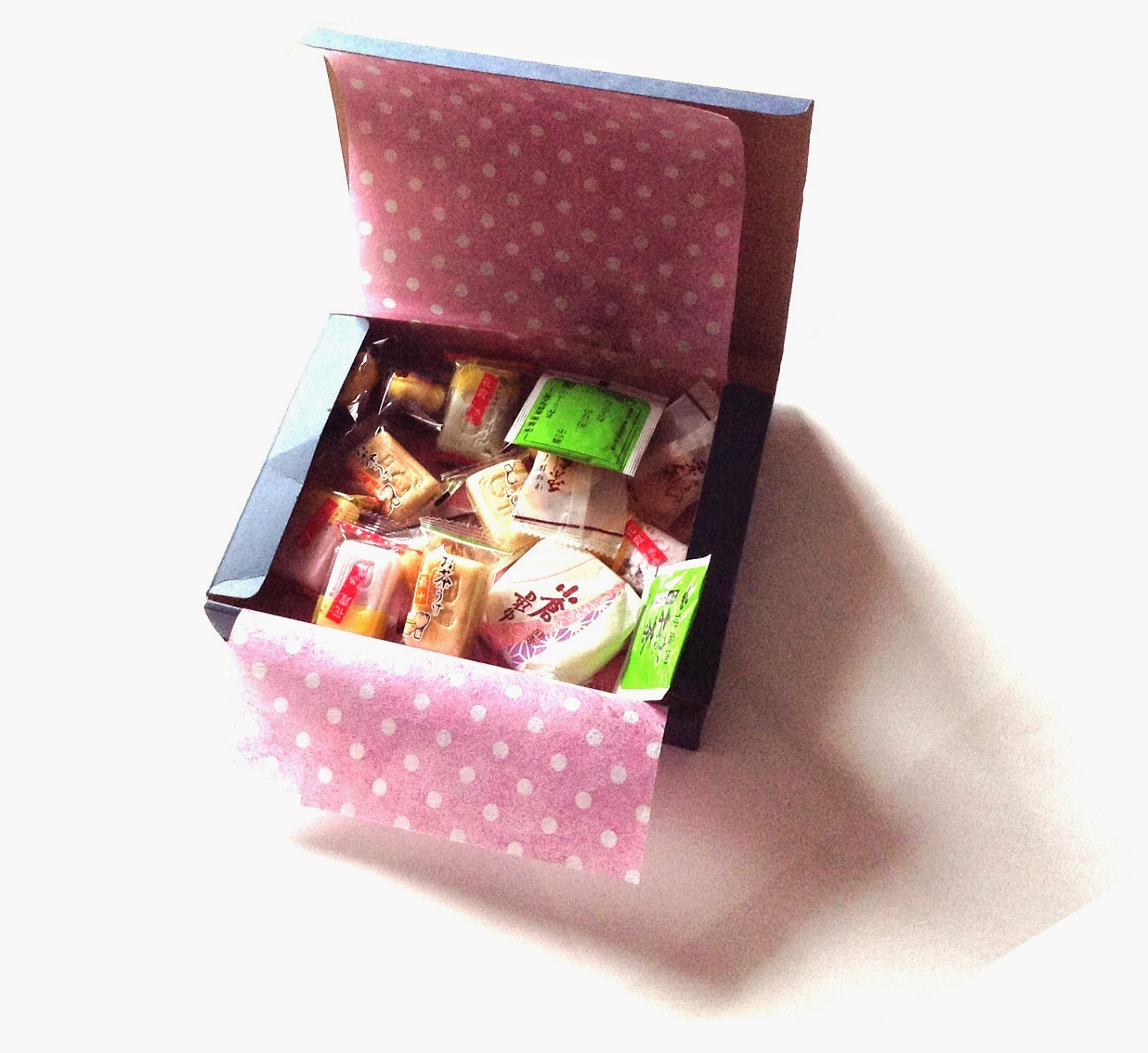 Japanesse Candy Subscription. Review