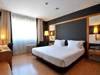 hotel 4 gwiazdkowy Barcelona Universal