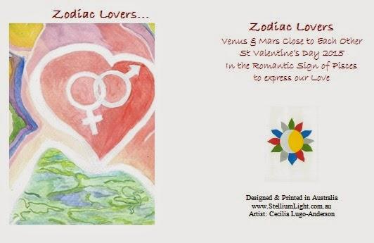 12 Zodiac Greeting Cards