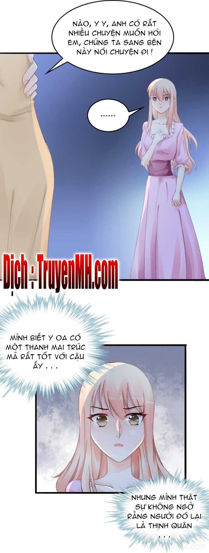 Mưu Ái Thượng Ẩn - Chap 7