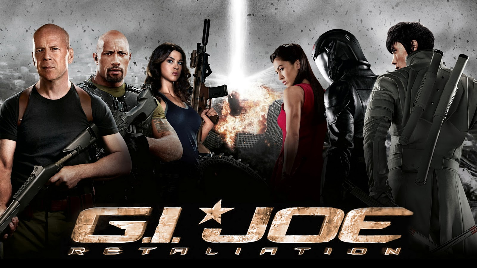 maxwallon: Gi Joe Retaliation Hd Wallpaper