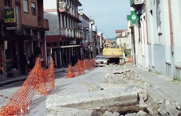 Rua Montenegro (requalificação anos 90)