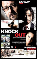 Knock Out movie starring Sanjay Dutt