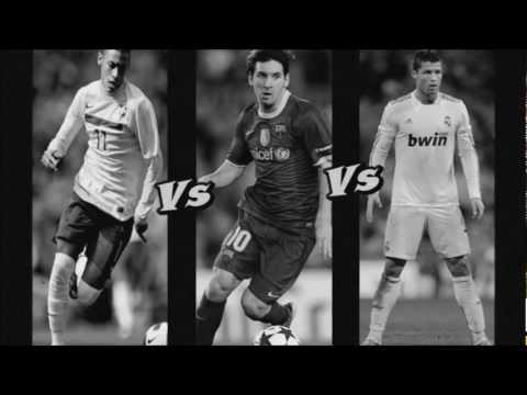 E2   Neymar Vs C Ronaldo Vs Messi 2012 Who Wins     HD New