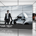 Business Info After Effects Template