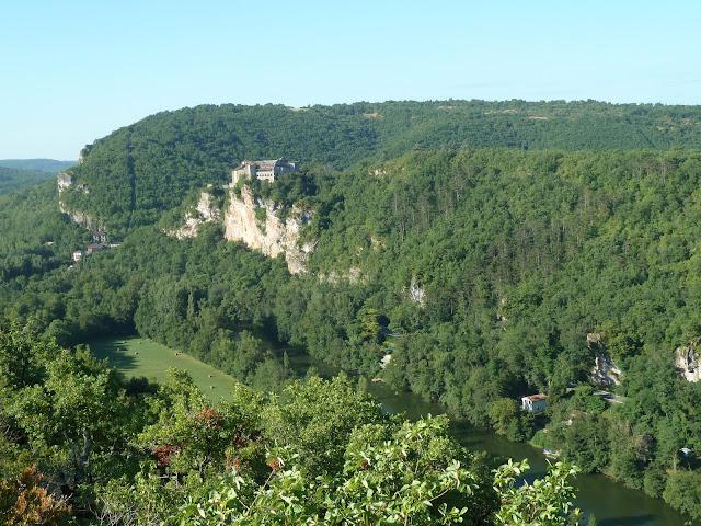 [CR] Bruniquel (82), Gorges de l'Aveyron le 09 juillet 2015. P1070535