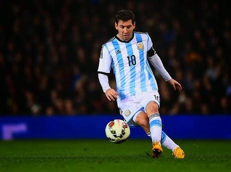 Messi Targetkan Timnas Argentina Raih Titel Copa Amerika
