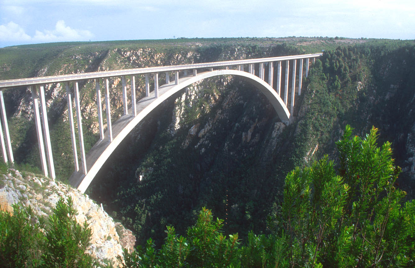Bungy Jumping Bridge