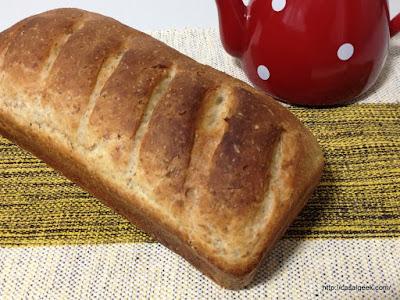 Mão na Massa - Receita de Pão Integral