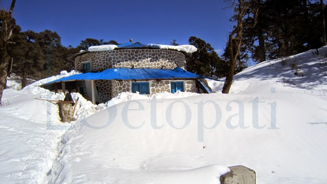scenery of Khaptad