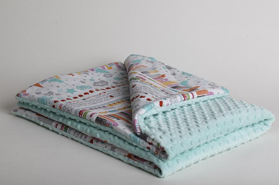 minty blanket