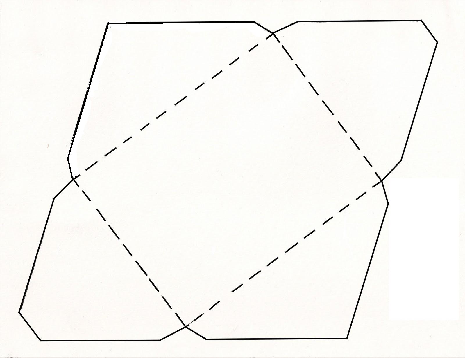 Шаблон конверта своими руками из а4 39