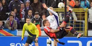 But de Mexes contre Anderlecht