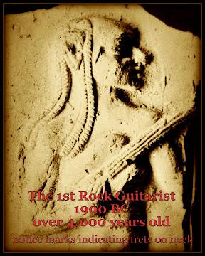 "The First ""ROCK"" Guitarist"