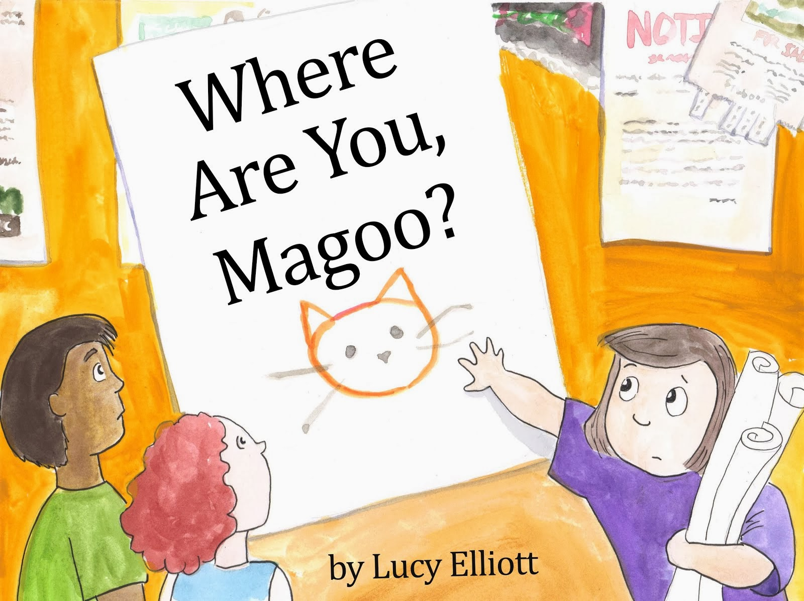 Where Are You, Magoo?