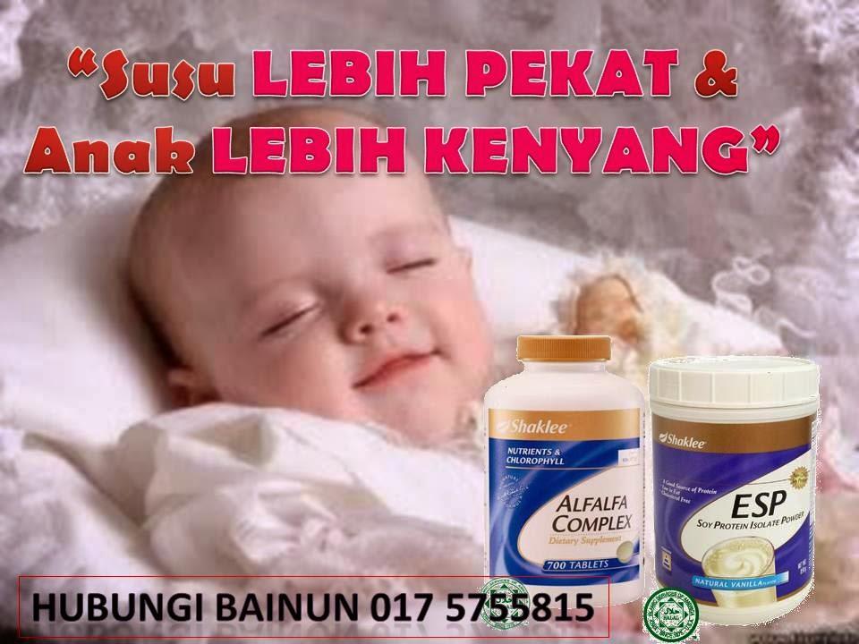Petua Banyakkan Susu Badan Vitamin Syamin