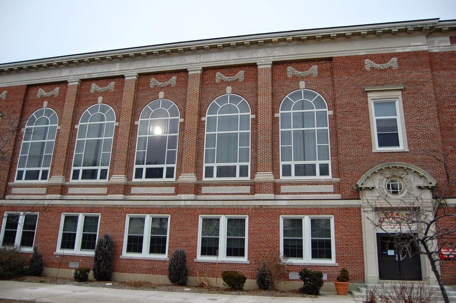 spotlight on Davis Thayer Elementary School