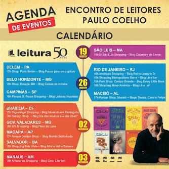 Encontro Paulo Coelho