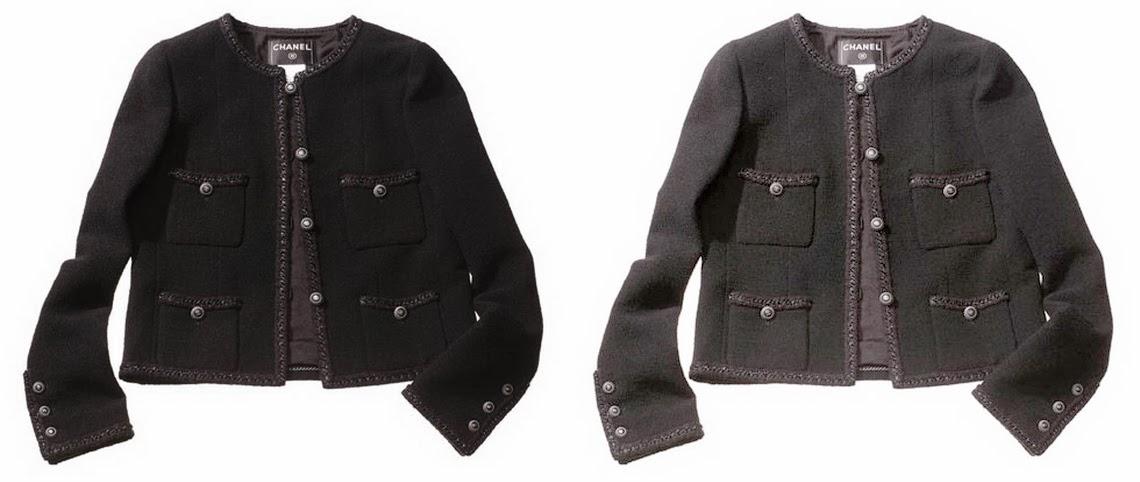 cda980ee5e9d Moulage veste style Chanel - LES ATELIERS DE CLARAINES
