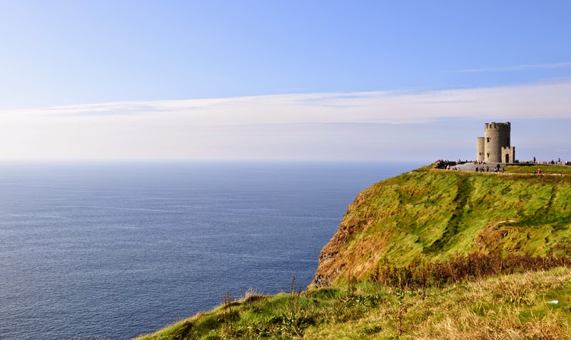 Irland 2014 - Tag 10 | Cliffs of Moher