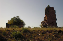 Fortaleza musulmana de Makjada Al-Balat, en Romangordo