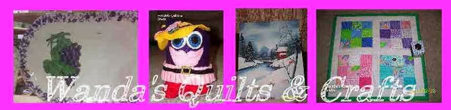 Wanda's Quilts & Crafts
