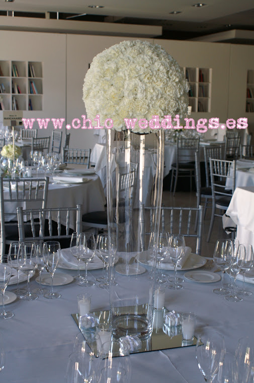 Decoración... By Chic Weddings