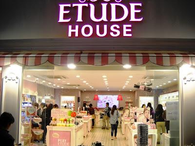 Etude House, Myeongdong