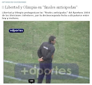 DT Club Olimpia - Paraguay 2004
