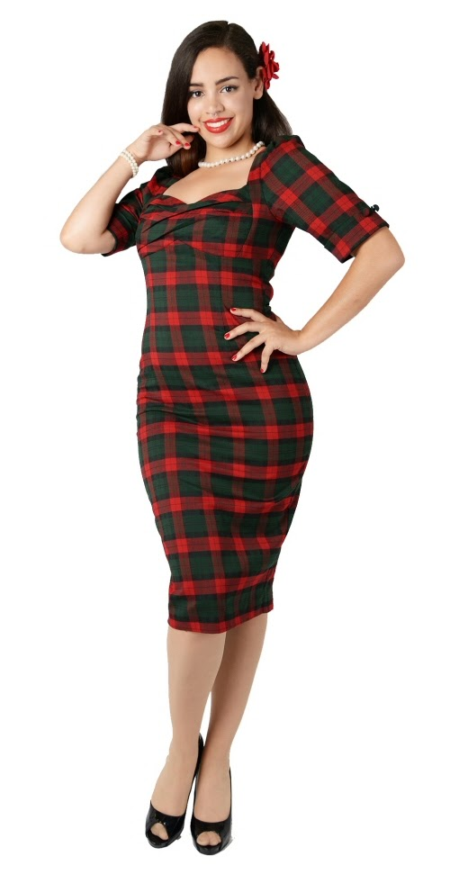 Collectif Noelle Dress