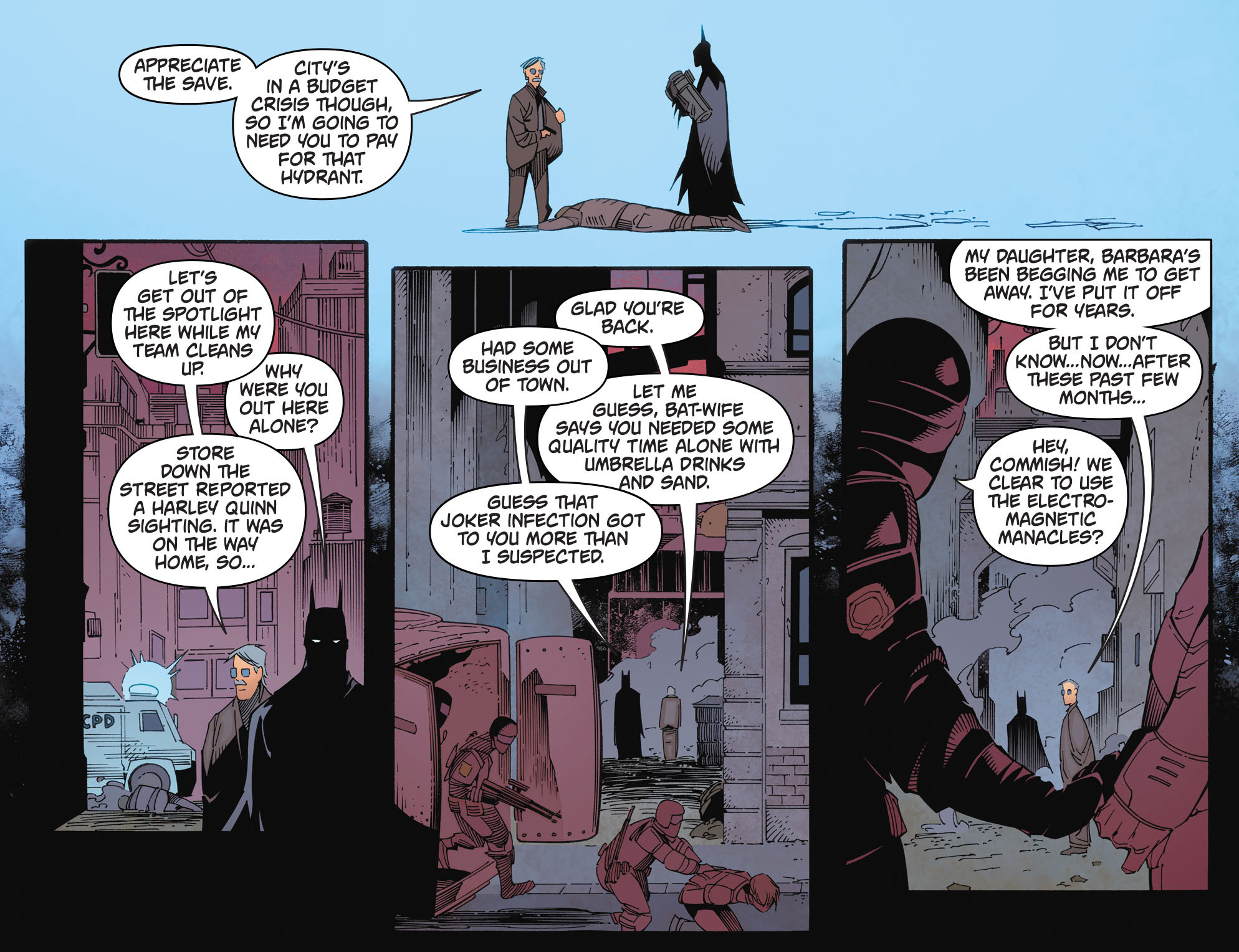 Batman: Arkham Knight [I] Issue #11 #13 - English 11