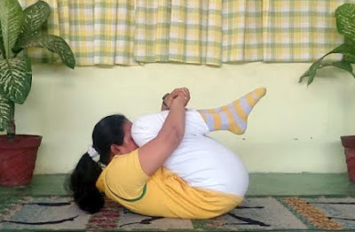 Pawanmuktasana Benefits in Yoga
