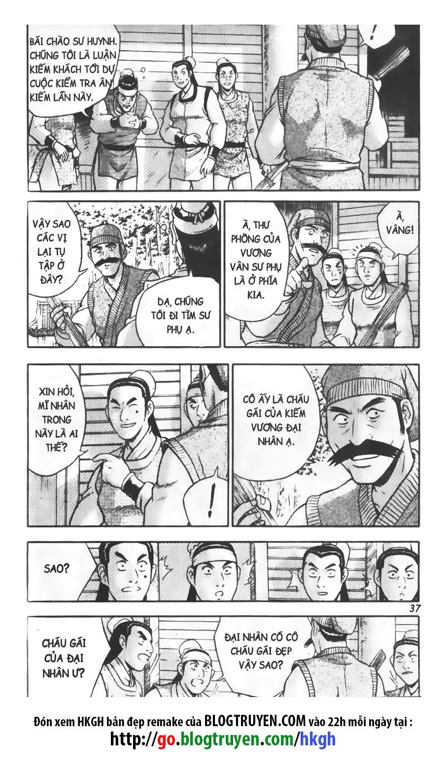 Hiệp Khách Giang Hồ chap 310 Trang 10 - Mangak.info