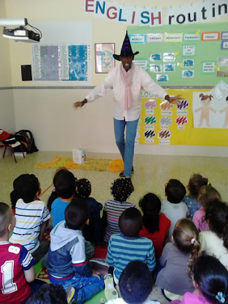 Talleres de Cuenta cuentos creativos para infantil