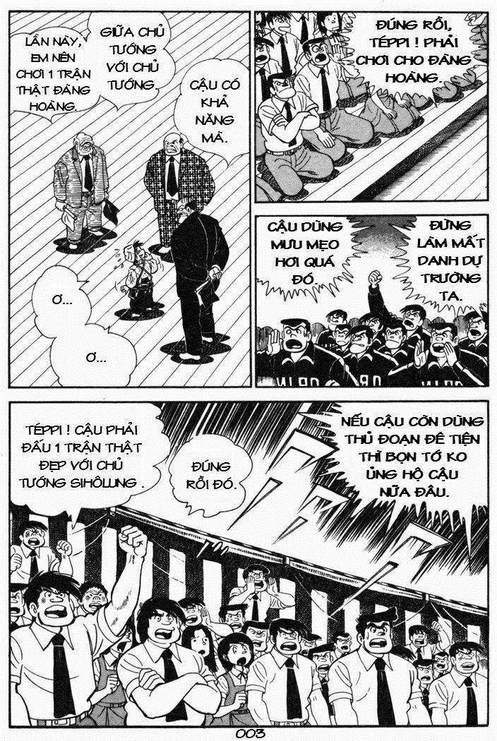 Siêu quậy Teppi chap 53 - Trang 4