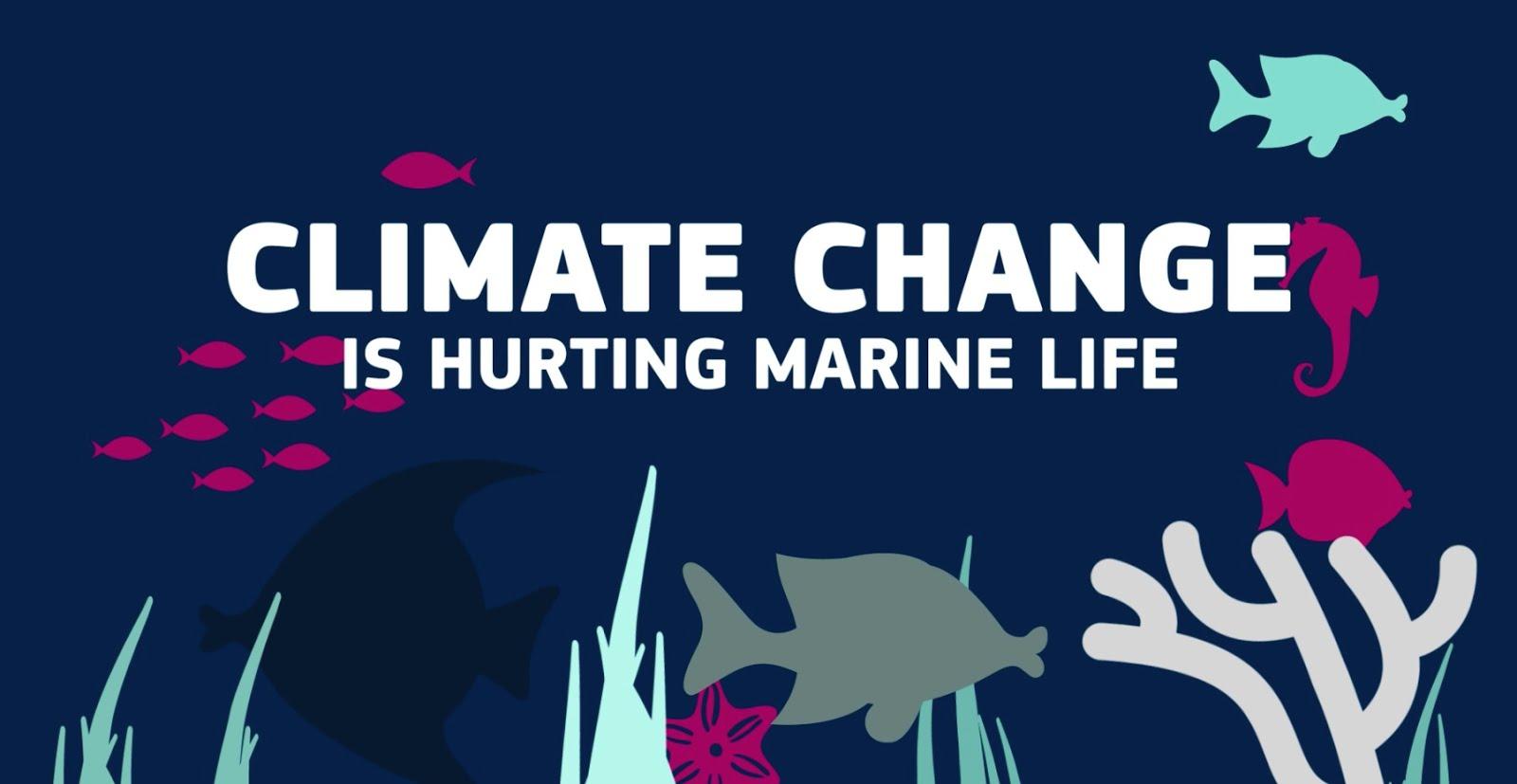 Πώς επιδρά η κλιματική αλλαγή
