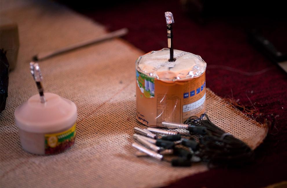 Водяная бомбочка в домашних условиях
