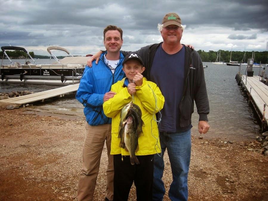 In towne marina news feed lake waconia fishing report 7 7 14 for Lake waconia fishing report