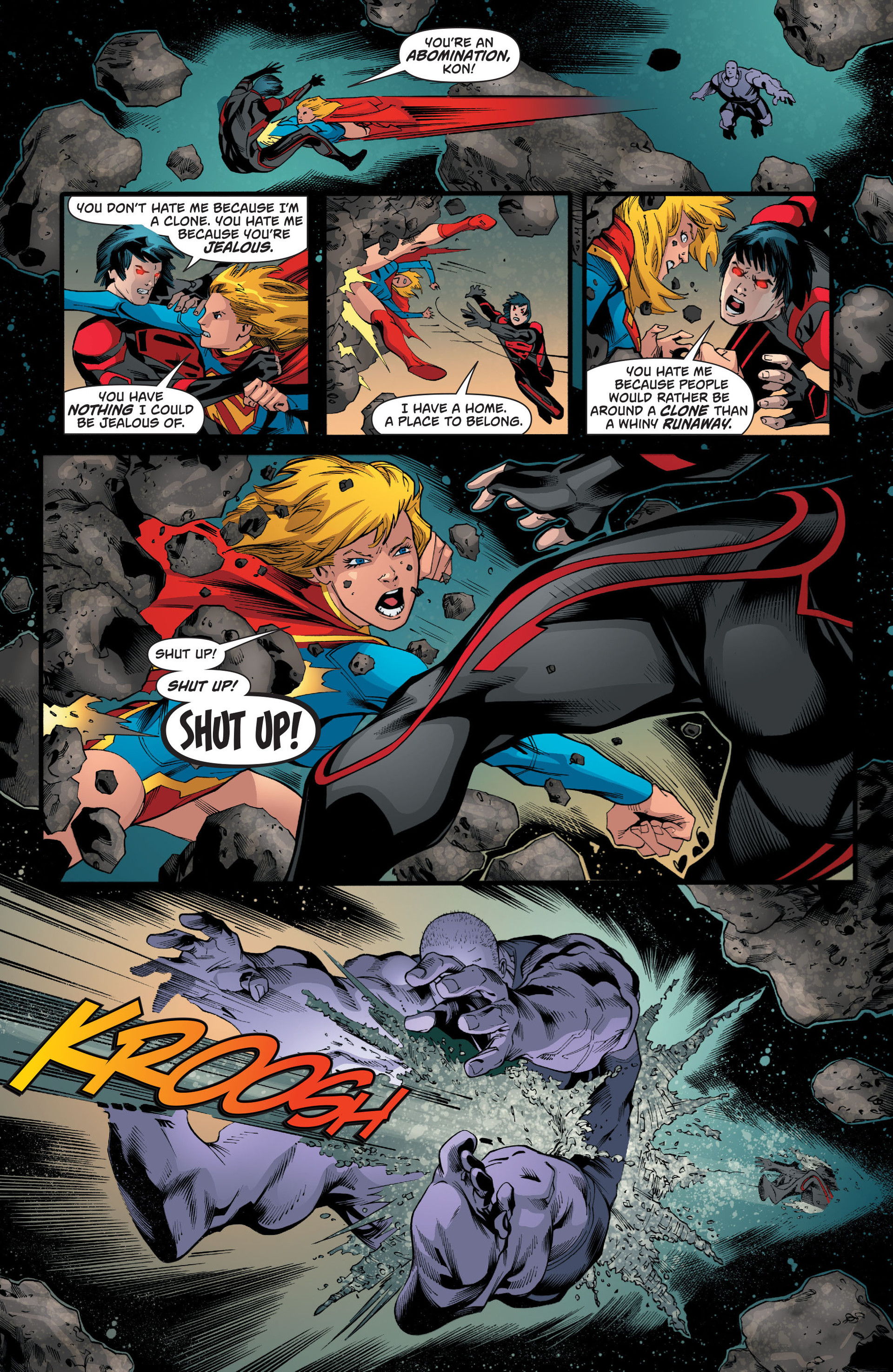 Supergirl (2011) Issue #23 #25 - English 9