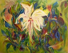 Vandana Gillain<br> Fleur de Cacaoyer