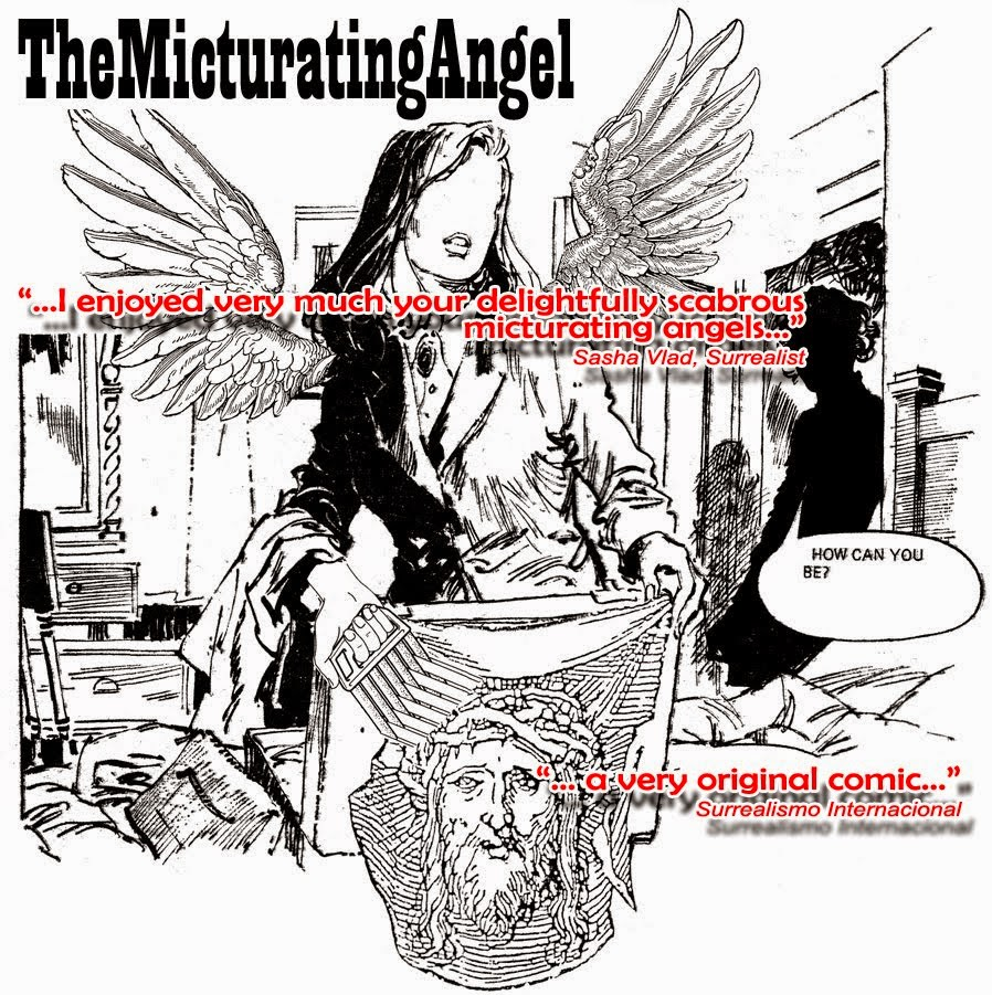 The Micturating Angel Online