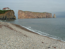 Perce Rock is a landmark