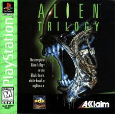 Download - Alien Trilogy - PS1 - ISO