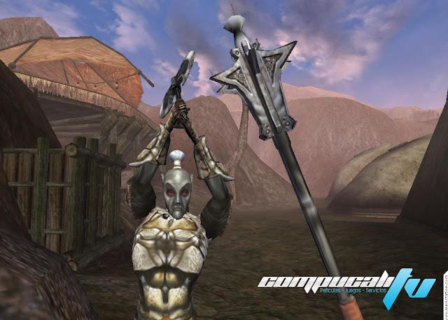 The Elder Scrolls 3 Morrowind PC Full Español