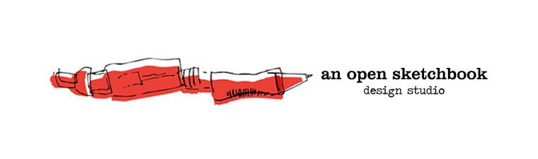 an open [sketch]book