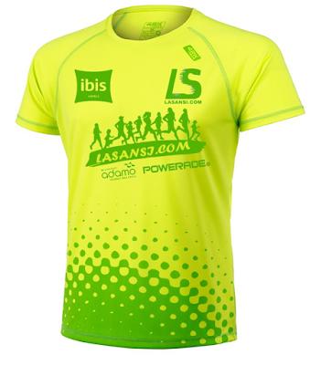 Camiseta LaSansi Viladecans 5k