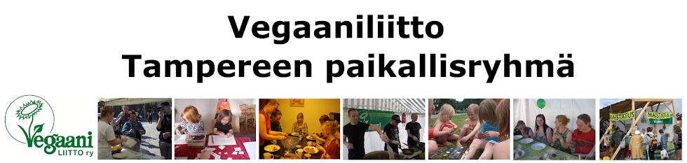 Vegaaniliiton Tampereen paikallisryhmä